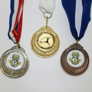 Small Wreath Medal